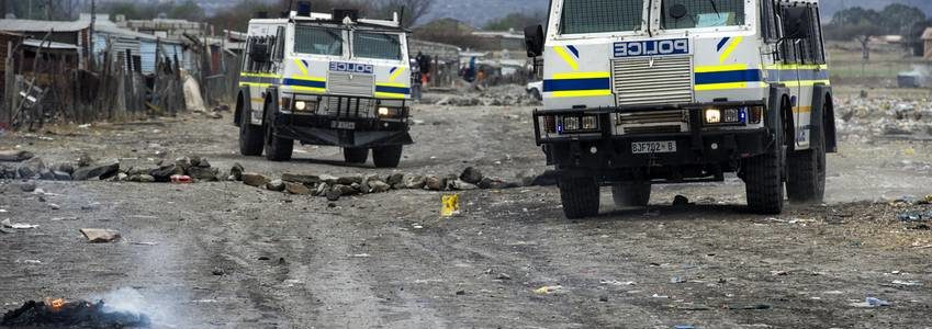 Marikana Massacre: Police absolve 87 of their own
