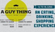 Four tickets to A GUY THING at Montecasino up for grabs!