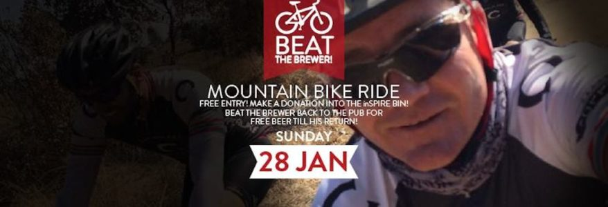 Beat The Brewer MTB Ride