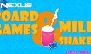 Boardgames & Milkshakes