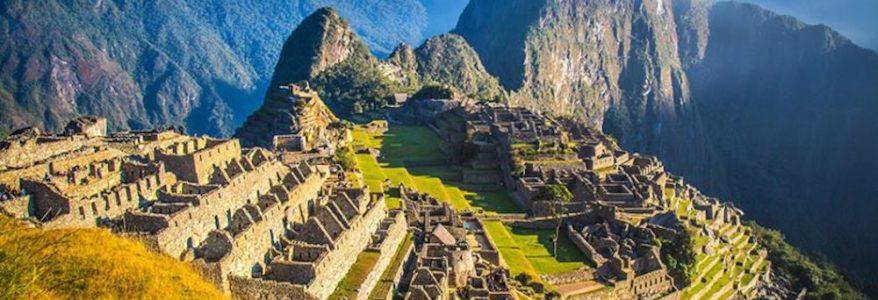 Girls' Machu Picchu Night Out