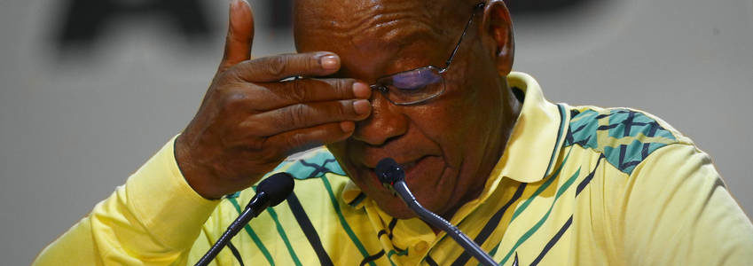 What a Difference Two Days Make: Zuma faces 48-hour ultimatum