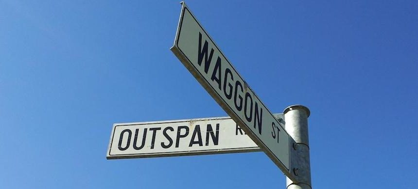 Know why it's called Outspan Rd? We do….