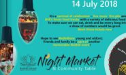 Night Market At Redhill School