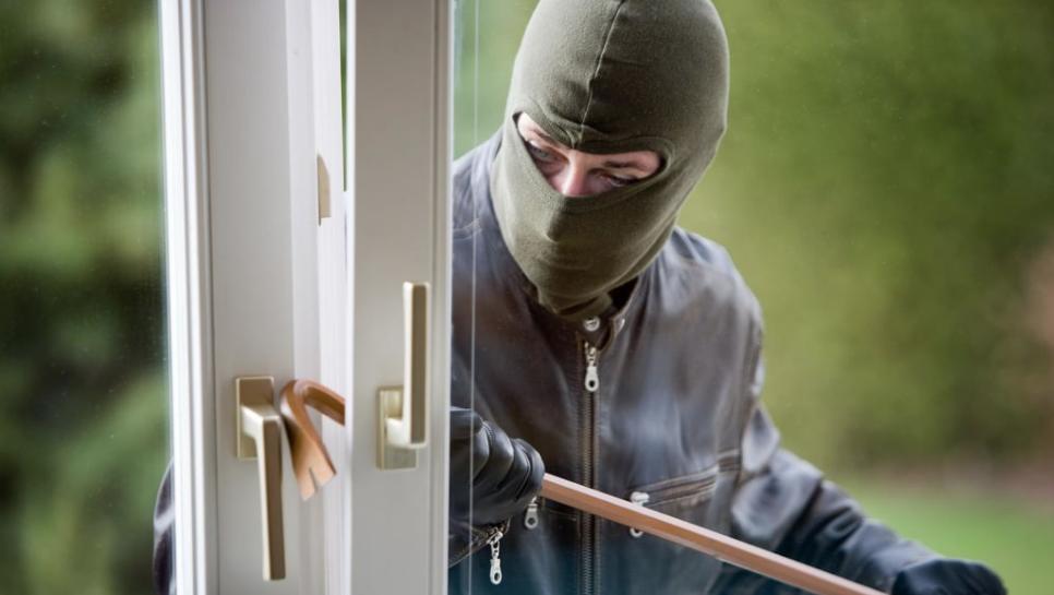 Home Burglary Image