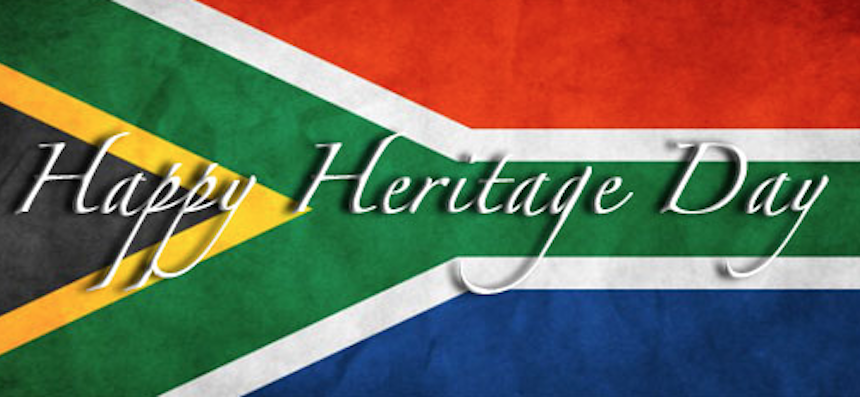 Don't Miss These 5 Events This Heritage Day Weekend!