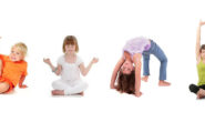 Kids Spring Yoga Workshop
