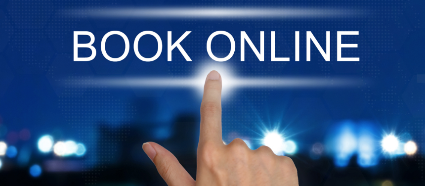 Book To Renew Your Driver's License ONLINE