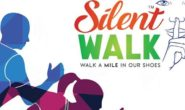 2ND ANNUAL SILENT FUN WALK / RUN
