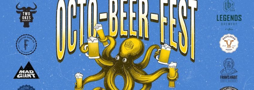 OCTO-BEER-FEST AT BEERHOUSE