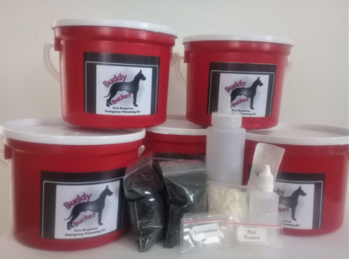 Image of Anti-poisoning kit