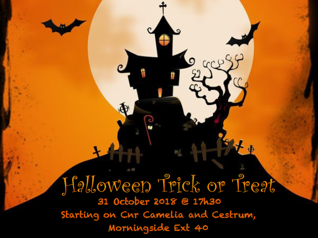Halloween invitation image