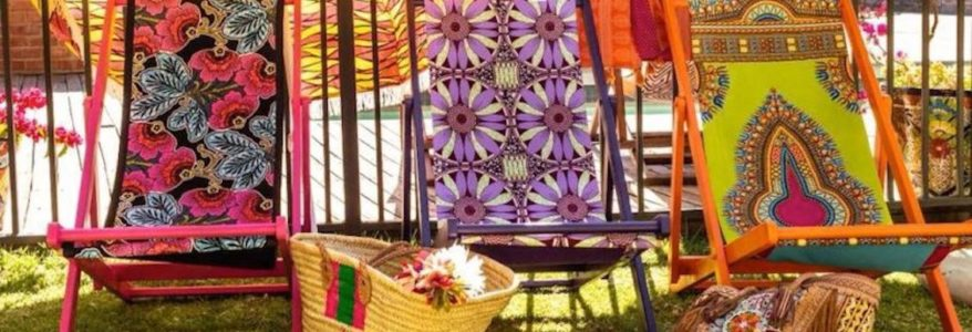 #HiddenGems – Beautiful Deckchairs And Parasols