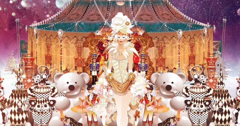 Nutcracker's Winter Circus