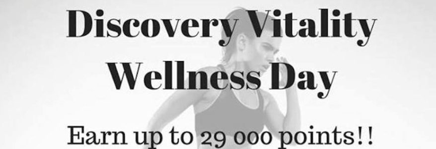 Vitality Wellness Day In Bryanston