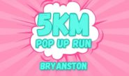 CMIYC 5km Pop Up Run | Bryanston