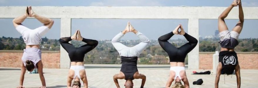 Rooftop Yoga At Jacksons
