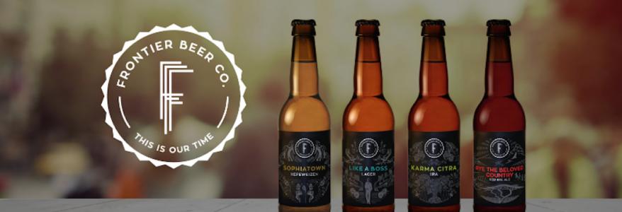 #SupportLocal – Frontier Beer In Sandton